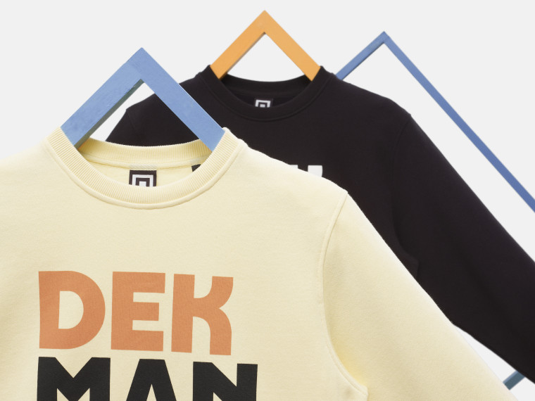 Lookbook: New Dekmantel Logo Collection